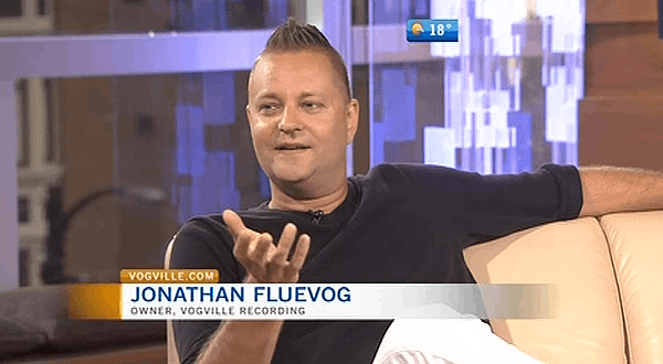 Jonathan Fluevog - CTV Morning Live