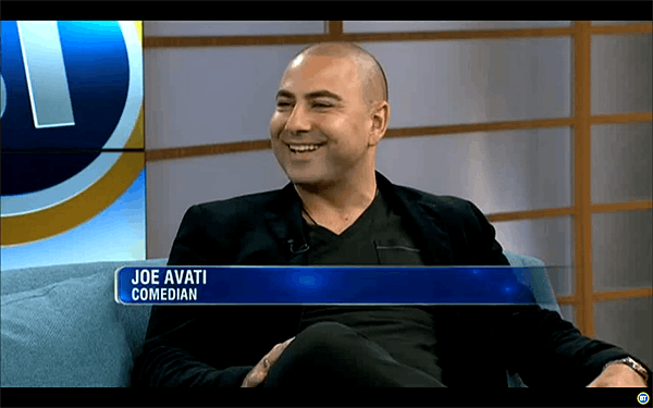 Joe Avati - Breakfast Television Vancouver