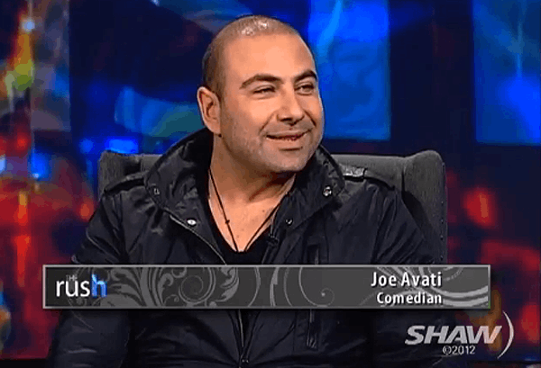 Joe Avati - The Rush